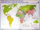 Những nội dung chính của lịch sử thế giới từ năm 1945 đến nay