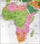 Vị trí địa lí của Châu Phi