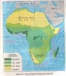Khí hậu Châu Phi