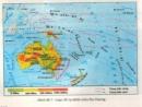 Vị trí địa lí, địa hình châu Đại Dương