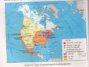 Sự phân bố dân cư Bắc Mĩ