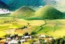 Việt Nam là xứ sở của cảnh quan đồi núi