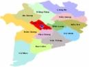 Vị trí địa lí, giới hạn lãnh thổ đồng bằng sông Cửu Long