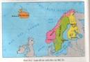 Khái quát tự nhiên khu vực Bắc Âu