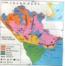Vị trí và phạm vi lãnh thổ miền Bắc và Đông Bắc Bắc Bộ