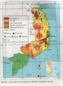 Miền Nam Trung Bộ và Nam Bộ có dãy Trường Sơn hùng vĩ và đồng bằng Nam Bộ rộng lớn