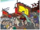 Em hãy nêu những sự kiện cụ thể biểu hiện tinh thần quyết tâm chống giặc của quân dân ta trong cuộc kháng chiến lần thứ nhất.