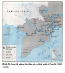 Kháng chiến chống Pháp lan rộng ra ba tỉnh miền Tây Nam Kì