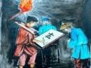 """Bài 2 - Phân tích cảnh cho chữ trong tác phẩm """"Chữ người tử tù"""" của Nguyễn Tuân"""