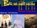 Phân tích Bài ca ngất ngưởng - Nguyễn Công Trứ