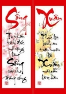 Bài ca chúc Tết thanh niên của Phan Bội Châu.