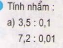 Bài 2 trang 164 sgk toán 5 luyện tập