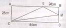 Bài 3 trang 172 sgk toán 5 tiết 167 luyện tập