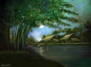 Vẻ đẹp thiên nhiên trong bài thơ Đây thôn Vĩ Dạ của Hàn Mặc Tử