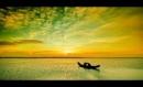 Bình giảng khổ thơ sau trong bài thơ Tràng giang của Huy Cận:  Lơ thơ cồn nhỏ gió đìu hiu   Đâu tiếng làng xa vãn chợ chiều   Nắng xuống, trời lên sâu chót vót  Sông dài, trời rộng, bến cô liêu.
