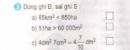 Bài 3, 4 trang 30 sgk toán 5