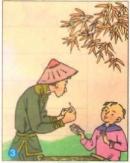 Soạn bài Cậu bé thông minh trang 4 SGK Tiếng Việt 3 tập 1