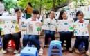 Lập chương trình Triển lãm về các chủ đề Bảo vệ môi trường, Yêu hoà bình, Uống nước nhớ nguồn...