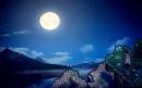 Em hãy tả một đêm trăng đẹp ở quê em