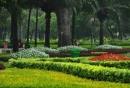 Hãy tả cảnh công viên (hoặc vườn hoa) vào một buổi sáng mùa xuân