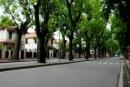 Tả quang cảnh đường phố nơi em ở bài 4
