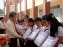 Hãy thuật lại buổi tổng kết năm học tổ chức tại trường em