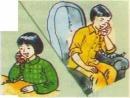 Talking on the phone - Nói chuyện qua điện thọai