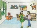 B. Neighbours - Unit 9 trang 92 SGK Tiếng Anh 7