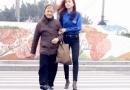 Trên đường đi học về, em gặp một phụ nữ vừa bế con vừa mang nhiều đồ đạc. Em đã giúp cô ấy xách đồ đi một quãng đường. Hãy kể lại câu chuyện đó