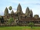 Em hãy tưởng tượng mình là hướng dẫn viên giới thiệu cho khách du lịch khu đền Ăng-co Vát