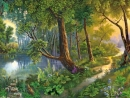 Thuyết minh về vai trò của rừng với cuộc sống - Ngữ Văn 12