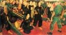 Truyện kể Tây Tạng: Bức tranh gấm