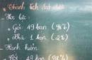 Suy nghĩ về bệnh thành tích trong giáo dục - Ngữ Văn 12