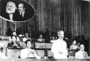 Đường lối cách mạng của Đảng được trình bày tại Đại hội đại biểu toàn Đảng lần thứ I (tháng 3-1935)?