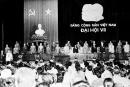 Đại hội đại biểu toàn quốc lần thứ VII của Đảng (tháng 6-1991)?
