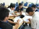 Việc học tập cần liên hệ với nghề nghiệp tương lai và thực tiễn cuộc sống