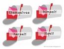 Myself, himself, herself, ..v..v.. dùng như đại từ nhấn mạnh