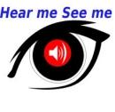 See và hear dùng trong liên tiến