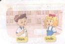 Lesson 2 - Unit 2 trang 14, 15 SGK tiếng Anh lớp 3