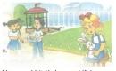 Lesson 1 - Unit 16 trang 40,41 SGK Tiếng Anh lớp 3