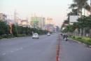 Tả cảnh buổi sáng trên đường phố nơi em ở. Viết thành bài văn hoàn chỉnh