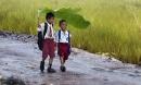 Lập dàn ý cho đề: Tả con đường quen thuộc từ nhà em đến trường
