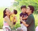Kể chuyện về một gia đình hạnh phúc
