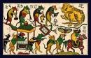 Thuyết minh về một sản phẩm mang bản sắc văn hóa dân tộc (tranh Đông Hồ)