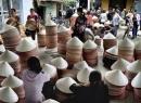 Thuyết minh về một sản phẩm mang bản sắc văn hóa dân tộc ( nón lá làng chuông )