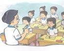 Lesson 3 Unit 3 trang 22 SGK Tiếng Anh lớp 4 Mới tập 1