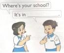 Lesson 1 Unit 6 trang 40 SGK Tiếng Anh lớp 4 Mới tập 1