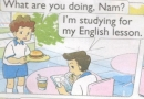 Lesson 2 Unit 8 trang 54 SGK Tiếng Anh lớp 4 Mới tập 1