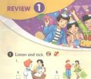 Review 1 trang 36 SGK Tiếng Anh 5 mới