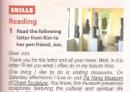 Review 1 - Skills trang 37 SGK Tiếng Anh 8 mới
